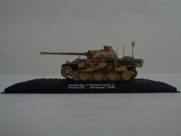 Véhicule PZ.BEF.WG.V PANTHER AUSF.G  1945  Allemagne - 1/72- Neuf - Altaya - Voitures, Camions, Bus