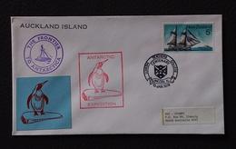 New Zealand 1976 Antarctica Cover - Timbres