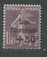 FRANCE  LOT  N°  268   **  SUP  2  GOMME D'ORIGINE - Unused Stamps