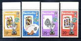 1975 BERMUDA SET MNH ** BDF - Bermuda