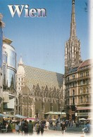 Wien, Austra  Stephansdom  St. Stephan's Cathedral  Cathedrale De St. Etienne  Duomo Di Santo Stefano - Churches