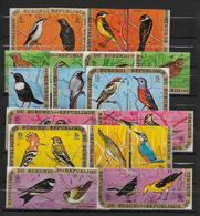 Burundi Poste Aérienne N°154/177 - Oiseaux - Neufs ** Sans Charnière - TB - Burundi