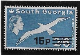 Falkland Dépendances Géorgie Du Sud N°36 - Oiseaux - Neufs ** Sans Charnière - TB - Falkland