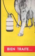 Fresnes (59 Nord) Dépliant Machines à Traire NATIONAL  (matériel Agricole) (PPP9780) - Advertising