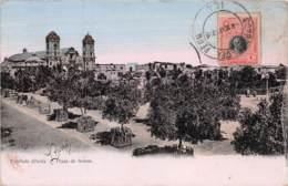 Pérou / Belle Oblitération - 17 - Fenerafe - Plaza - Pérou
