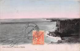 Pérou / Belle Oblitération - 26 - Eten - Puerto Y Muelle - Peru