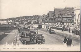 Deauville - Promenade De La Mer - HP1481 - Deauville