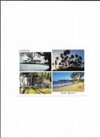 Cayenne Pointe Buzaret Composée 4 Vues Multivues (Editions G. Delabergerie Cayenne N° 898) - Cayenne
