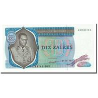 Billet, Zaïre, 10 Zaïres, 1977-10-27, KM:23b, NEUF - Zaïre