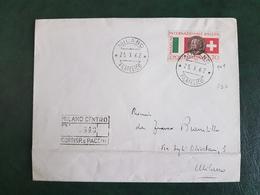 (3953) ITALIA STORIA POSTALE 1962 - 1961-70: Marcophilia
