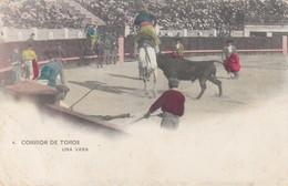 CORRIDA DE TOROS , Spain , 1901-07 ; Una Vara - Corrida