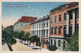 Ukraine - Lwów - Lemberg - Ulica III. Maja - Ukraine
