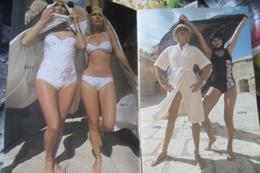 Petit Catalogue Beachwear Bikinis Majestic 1979 - Habits & Linge D'époque