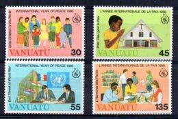 Vanuatu - 1986 - Christmas/International Peace Year - MNH - Vanuatu (1980-...)