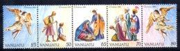 Vanuatu - 1990 - Christmas - MNH - Vanuatu (1980-...)