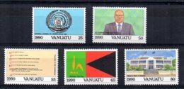 Vanuatu - 1990 - 10th Anniversary Of Independence - MNH - Vanuatu (1980-...)