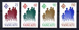 Vanuatu - 1994 - International Year Of The Family - MNH - Vanuatu (1980-...)