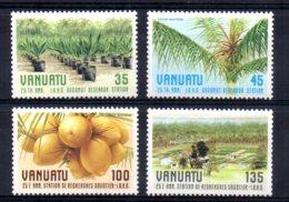 Vanuatu - 1987 - 25th Anniversary Of Coconut Research Station - MNH - Vanuatu (1980-...)