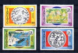 Vanuatu - 1985 - International Youth Year - MNH - Vanuatu (1980-...)