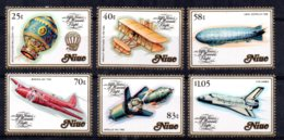 Niue - 1983 - Manned Flight Bicentenary - MNH - Niue