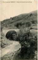 38 Pont D'Ambel -env. Corps, La Mure, CPA état Superbe. - Altri Comuni