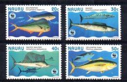 Nauru - 1997 - Endangered Species/Fishes - MNH - Nauru