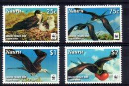 Nauru - 2008 - Endangered Species/Greater Frigate Bird - MNH - Nauru