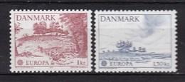 Europa CEPT - Denemarken - Landschappen/Landschaften - MNH - M 639-640 - Europa-CEPT