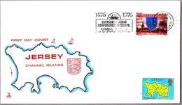 100 YEARS TEA PACKING IN JERSEY 1976 - 100 Años Embalaje De Te En Jersey. 1976 - Alimentación