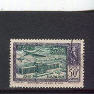 MAROC - Y&T Poste Aérienne N° 83° - Sanatorium De Ben Smine - Marocco (1891-1956)