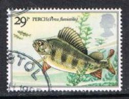 GB SG1210 1983 British River Fish 29p Good/fine Used [15/14280/25D] - Oblitérés