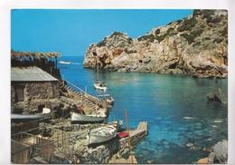MALLORCA, Cala Del Deya, Spain, 1970 Used Postcard [22339] - Mallorca
