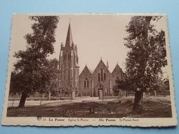 Eglise St. PIERRE Kerk ( 20 - Albert / A. Dohmen ) Anno 19?? ( Zie Foto's ) ! - Bouillon