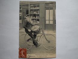 Vendeuvre  Le Tambour De Ville Tbe 1907 - France