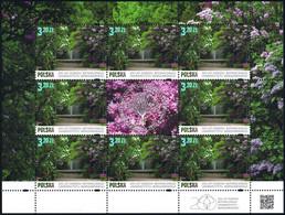 Poland 2018 Fi 4863 Mi 5013 200 Years Of The Botanical Garden Of The University Of Warsaw - 1944-.... República