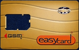 ARMENIA ARMENTEL GSM (SIM) CARD FRAME EASYCARD ART PAINTING BY MARTIROS SARYAN PERFECT - Armenia