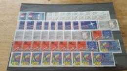 LOT426468 TIMBRE DE FRANCE NEUF** LUXE FACIALE 26 EUROS BLOC - France