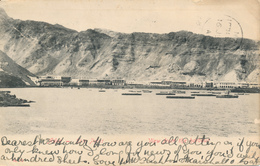 ADEN - 1910 , Blick Vom Hafen - Sri Lanka (Ceylon)