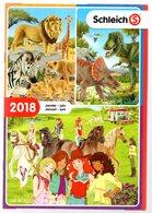 Catalogue SCHLEICH 2018 - Figurines