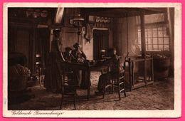 Cpa - Geldersch Binnenhuisje - Animée - Uitg. WEENENK & SNEL - Photogravure Serie N° 74 - 1916 - Nederland