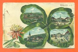 "CPA 68 Altkirch "" Carte Multivues Style Gruss "" Carte Precurseur - Altkirch"