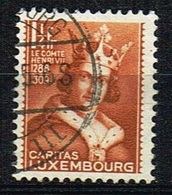 Luxembourg : Henri VII N°247 Obl - Luxembourg