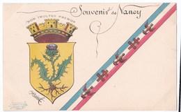 Nancy Cpa  Souvenir De Nancy  Non Inultus Premor - Nancy