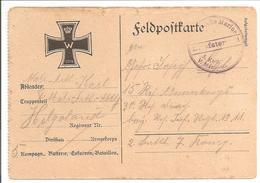 Kaiserliche Marine Briefstempel.HELGOLAND - Germany