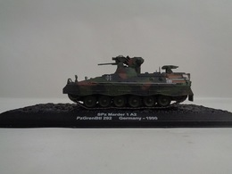 Véhicule SPz MARDER 1 A2  1990  Allemagne - 1/72  Neuf  - Altaya - Voitures, Camions, Bus