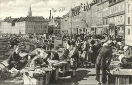 "Copenhagen (Danimarca, Danmark) ""Gammel Strand"" Mercato - Danimarca"