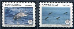Costa Rica          564/565  **  Poissons - Costa Rica