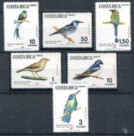 Costa Rica       371/376  **    Oiseaux - Costa Rica
