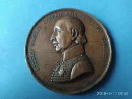 Arciduca Ungherese Jozsef Magyar Orszag 1846 - Monarquía / Nobleza