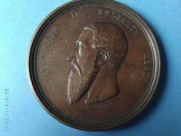 Leopoldo 2° Re Del Belgio 1868 - Royal / Of Nobility
